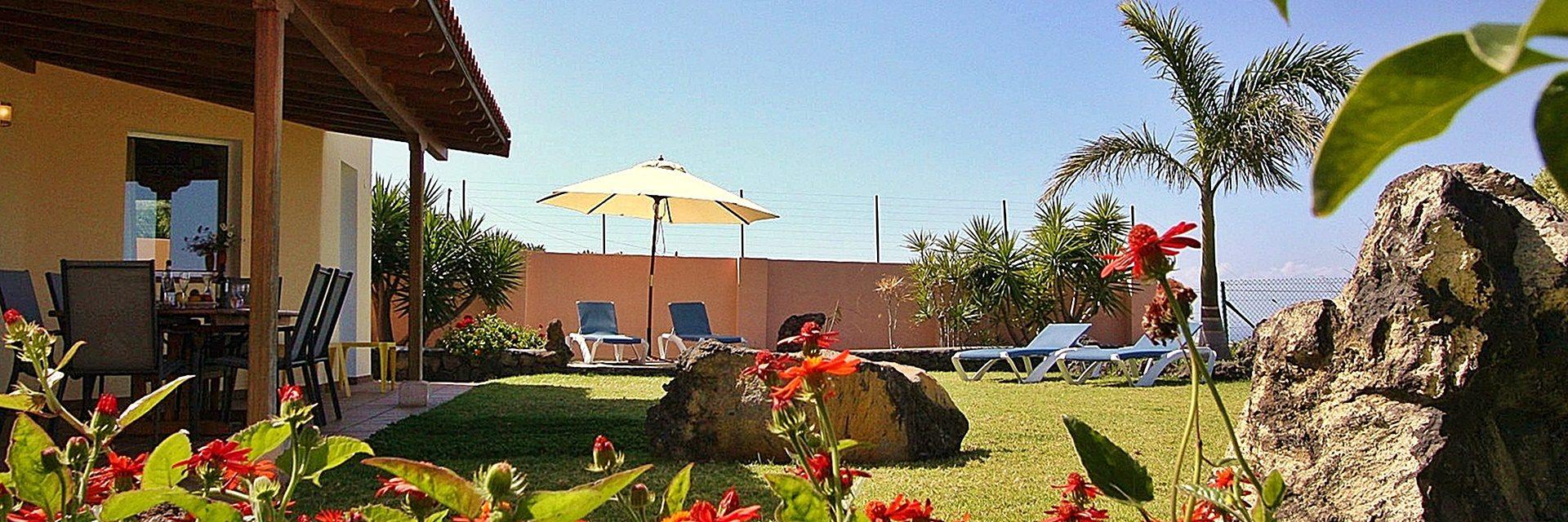 Ferienhaus Casa Soluna - La Palma - Kanarische Inseln