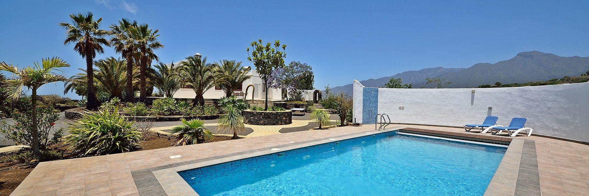 Ferienvilla Casablanca - La Palma - Kanarische Inseln