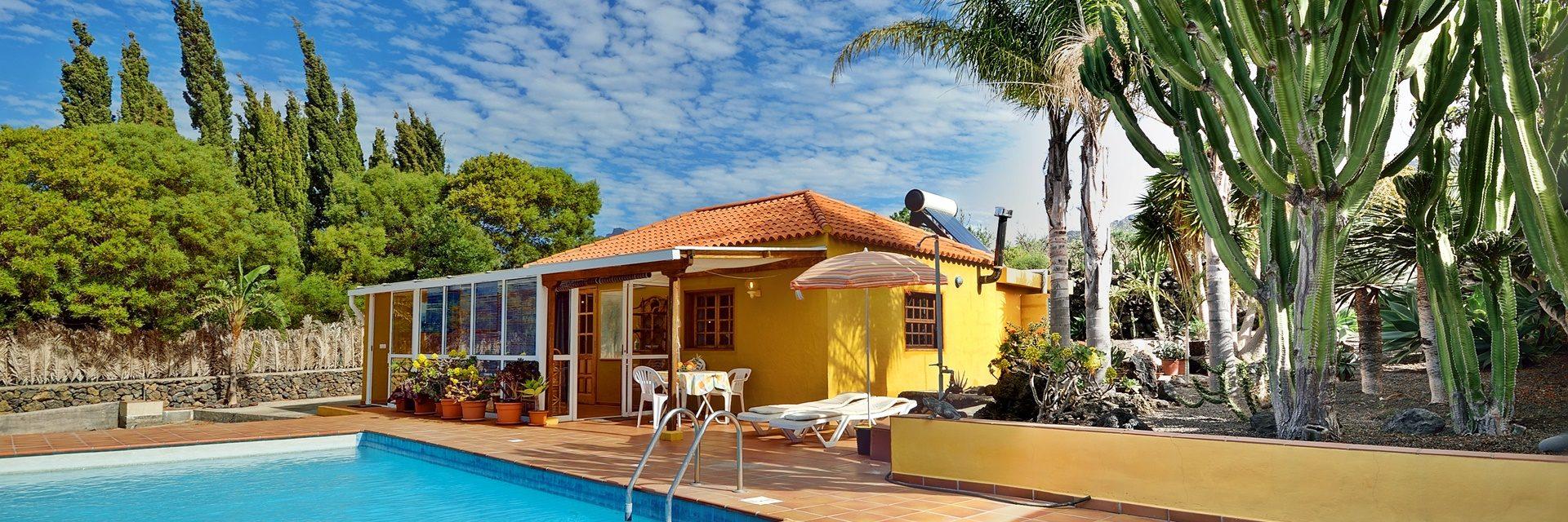 Vakantiehuis Casa Chica - La Palma - Canarische Eilanden