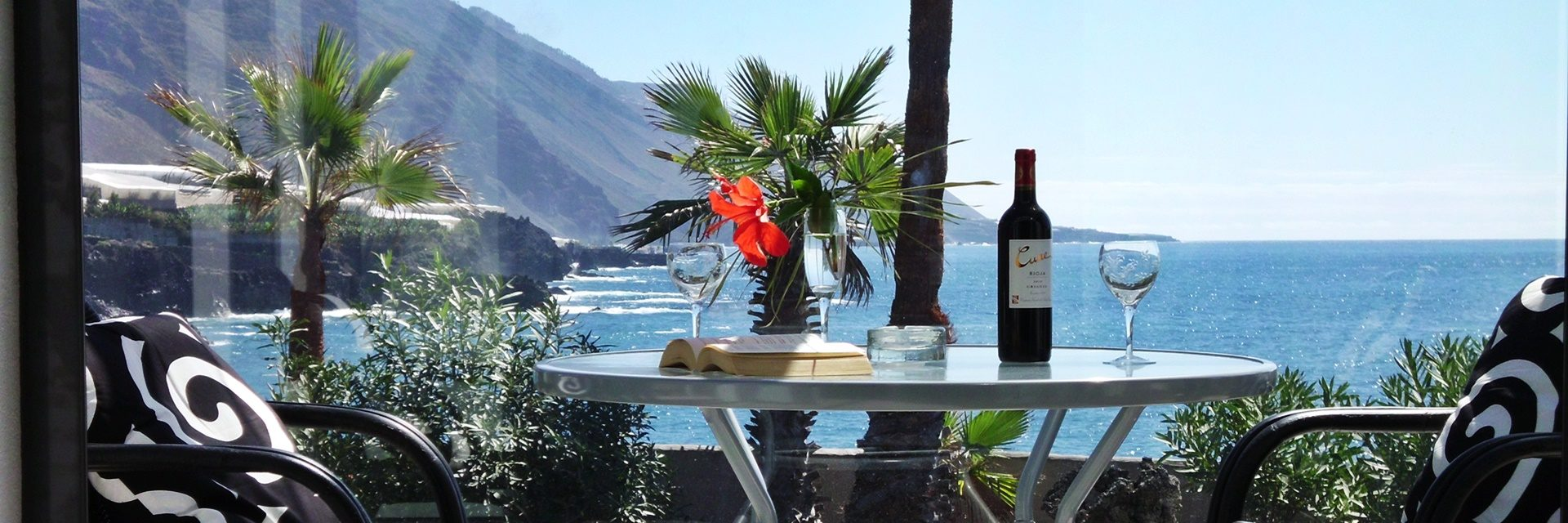 Vakantie bungalow Casa Herbert - La Palma - Canarische Eilanden