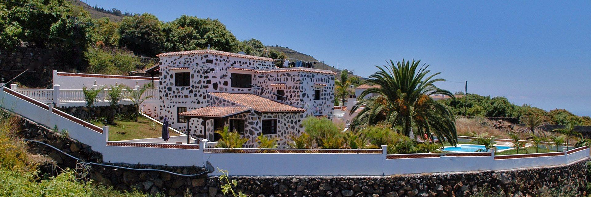 Holiday Rental Villa El Palmeral, La Punta, La Palma